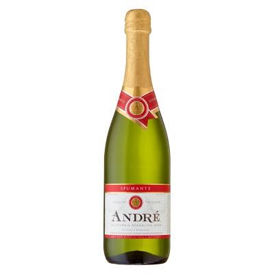 Andre Spumante Champagne Sparkling Wine - 750ml Bottle