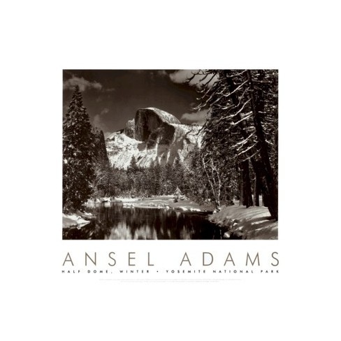 Art.com - Half Dome Yosemite by Ansel Adams Art Print - image 1 of 2