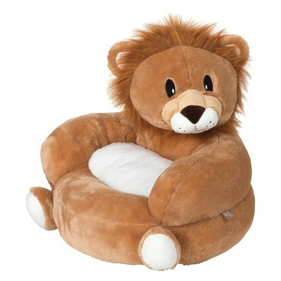 Lion Plush Character Chair - Trend Lab