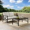 2pc Kaplan Outdoor Seating Set - Crosley - image 4 of 4