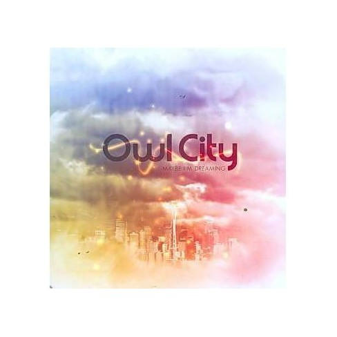 Owl City - Maybe I'm Dreaming (CD)