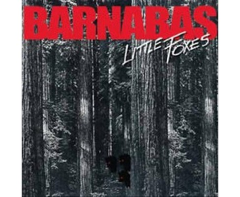 Barnabas - Little Foxes (CD) - image 1 of 1