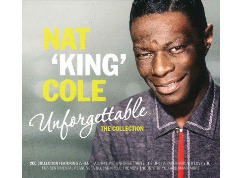 Nat King Cole - Unforgettable:Collection (CD) - image 1 of 1