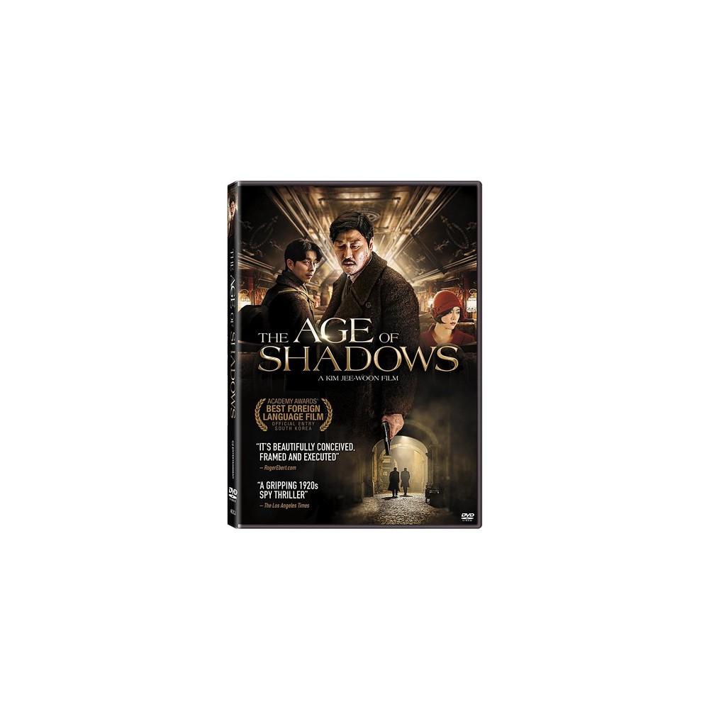 Age Of Shadows (Dvd), Movies