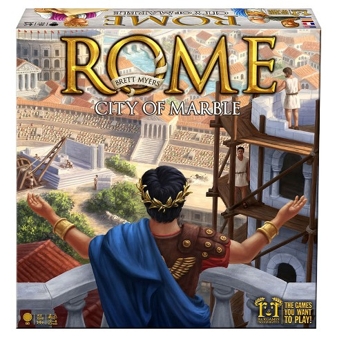 R and R Games Rome: City of Marble - image 1 of 2