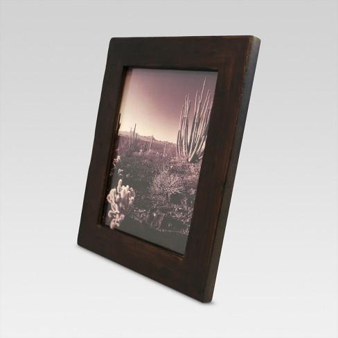 8x10 Frame Candlenut Distressed Threshold Target