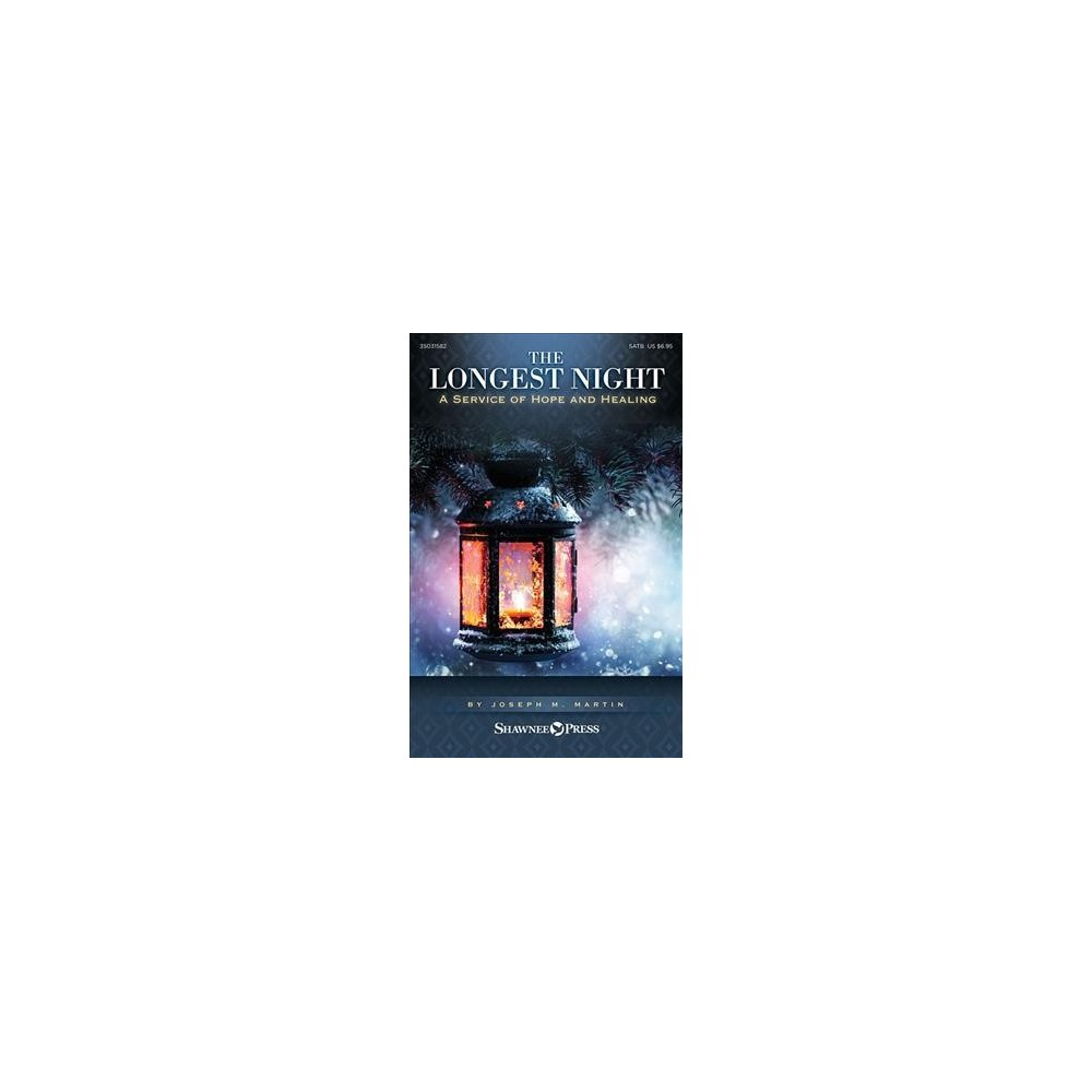 Longest Night : A Winter Service of Hope and Healing - (Paperback)
