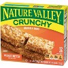 Nature Valley Crunchy Peanut Butter Granola Bars - 6ct - image 3 of 3