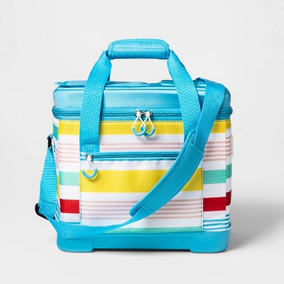 24 Can Cooler Variegated Stripe - Sun Squad™