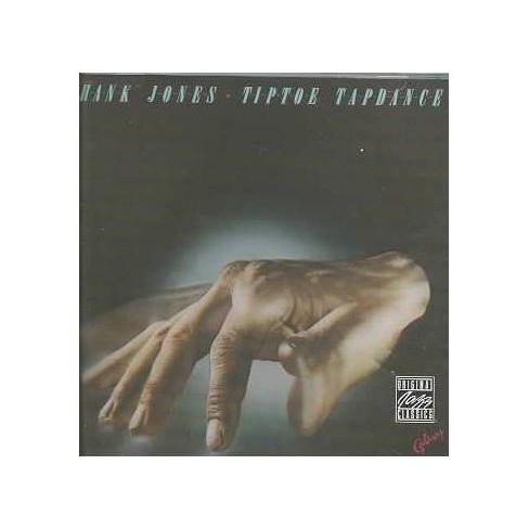 Hank (Piano)  Hank (Piano); Jones Jones - Tiptoe Tapdance (CD) - image 1 of 1