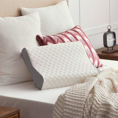 Contour Memory Foam Pillow - Sealy