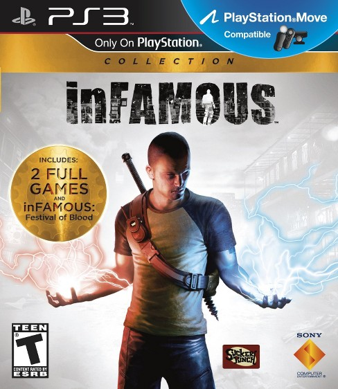 inFAMOUS Collection PlayStation 3 - image 1 of 2
