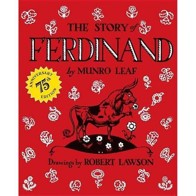 The Story of Ferdinand - 75th Edition by Munro Leaf (Mixed Media Product)