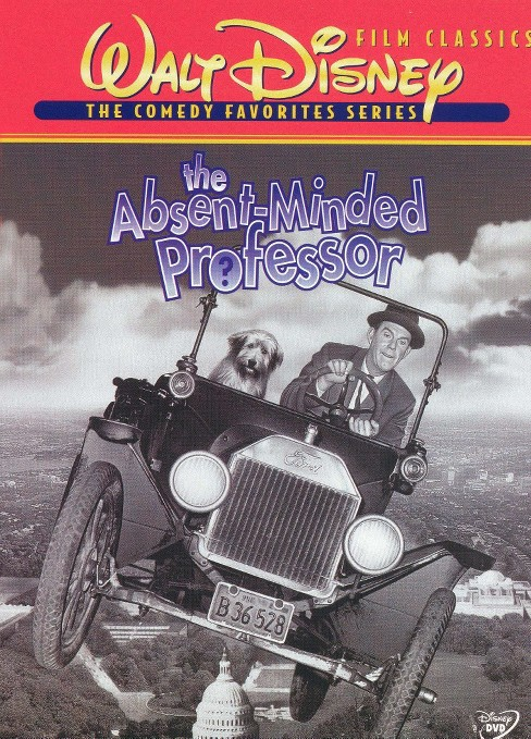 Absent-minded professor (DVD) - image 1 of 1