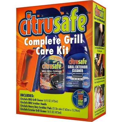 Citrusafe Grill Care Kit