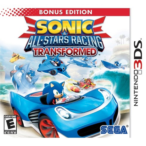 Sonic & All-Stars Racing Transformed Nintendo 3DS - image 1 of 1