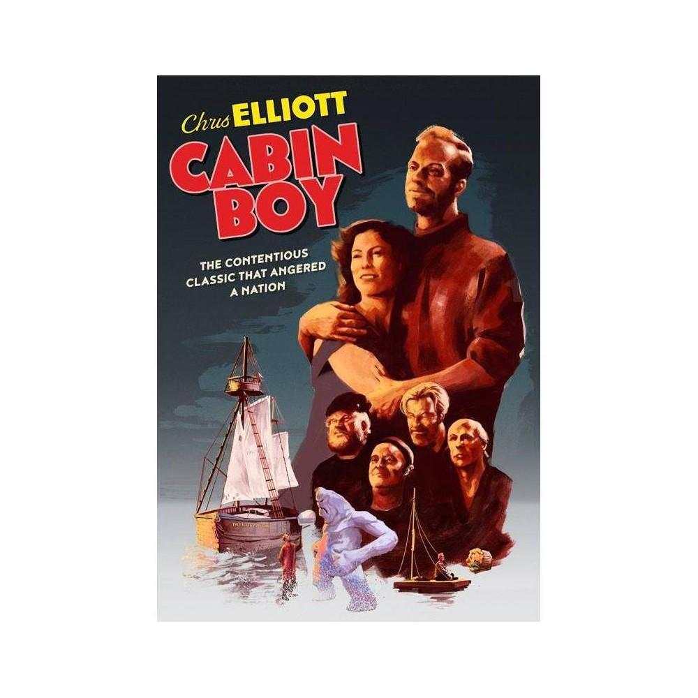 Cabin Boy Dvd