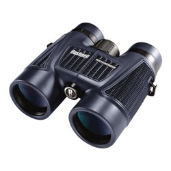 Bushnell 8x42mm H2O Water Proof Roof Prism Binocular, 6.2 Degree Angle of View, 12' Minimum Focus Distance, Black