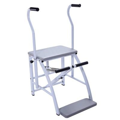 AeroPilates Precision Pilates Chair - White
