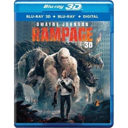 Rampage (Blu-ray) - image 1 of 1