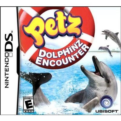 Petz Dolphinz Encounter NDS