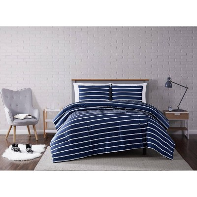 Truly Soft Everyday Maddow Stripe Comforter Set