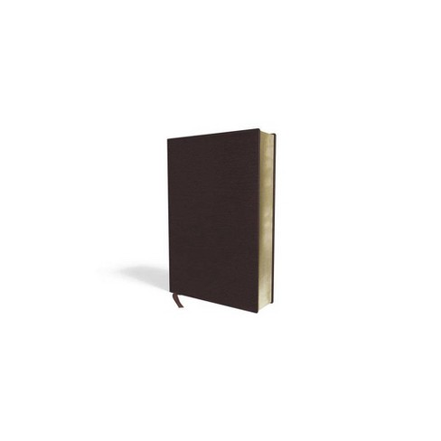 Amplified Bible-Am-Large Print - by  Zondervan (Leather_bound) - image 1 of 1