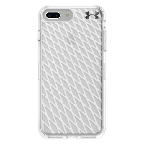 new products 537e4 d1c6f Under Armour iPhone 8 Plus/7 Plus Case UA Inner Strength - Clear Frost/Clear