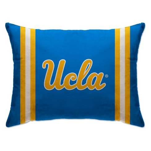 "NCAA UCLA Bruins 20""x26"" Standard Logo Bed Pillow - image 1 of 1"