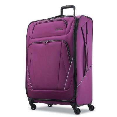 American Tourister 28  Superset Suitcase - Grape Juice