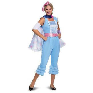 Womens' Toy Story Bo Peep Deluxe Halloween Costume L