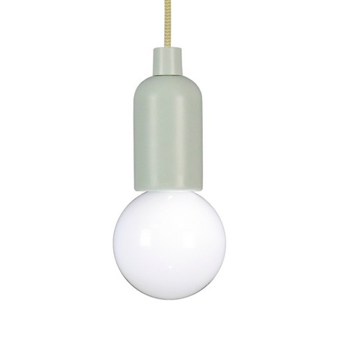Swag Pendant Novelty Ceiling Lights Mint - Room Essentials™ - image 1 of 1