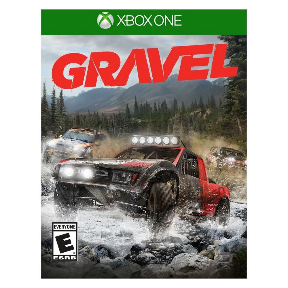 Gravel - Xbox One, video games
