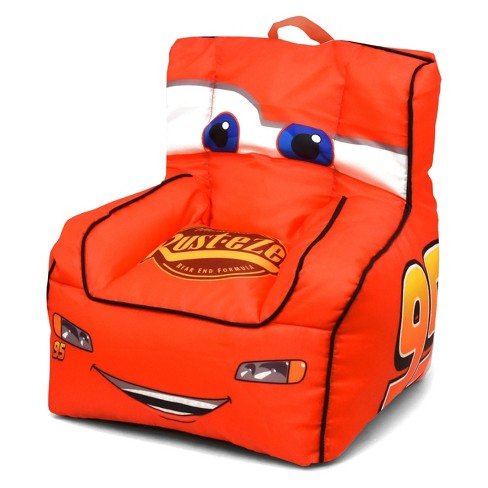 Cars Toddler Bean Bag Chair with Handle - Disney - image 1 of 2