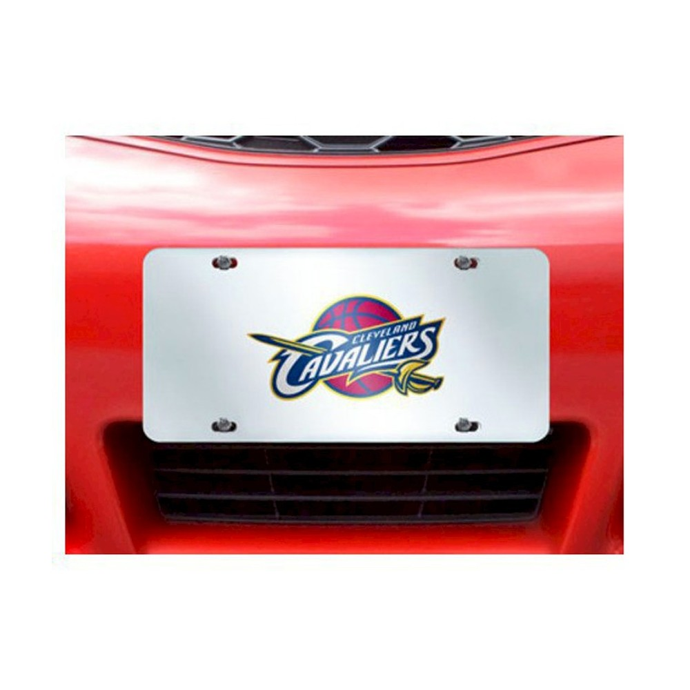 NBA Fan Mats License Plate Inlaid - Cleveland Cavaliers