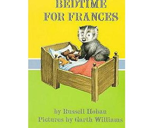 Bedtime for Frances (New, Illustrated) (Paperback) (Russell Hoban) - image 1 of 1
