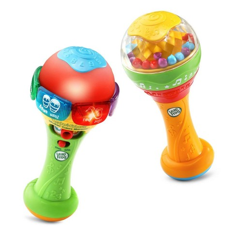 LeapFrog Learn & Groove Shakin' Colors Maracas - image 1 of 4