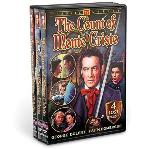 Count of monte cristo collection (DVD) - image 1 of 1