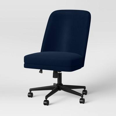 Stardust Office Chair Navy Velvet - Project 62™
