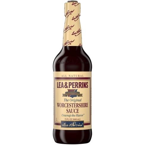 Lea & Perrins Original Worcestershire Sauce - 15fl oz - image 1 of 4