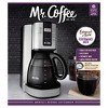 Mr. Coffee 12 Cup Programmable Coffee Maker - Stainless Steel BVMC-TJX37 - image 4 of 4