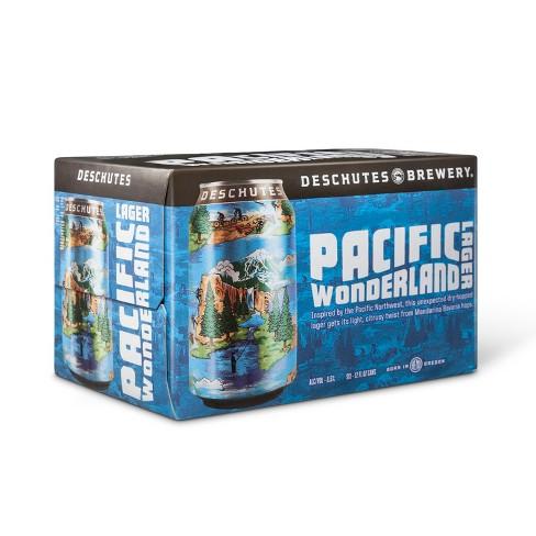 Deschutes Pacific Wonderland Beer - 6pk/12 fl oz Cans - image 1 of 2
