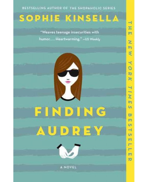 Finding Audrey (Reprint) (Paperback) (Sophie Kinsella) - image 1 of 1