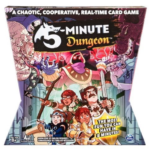 5 Minute Dungeon Fun Card Game for Kids and Adults - image 1 of 6