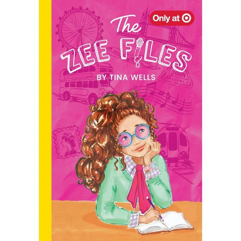 The Zee Files - Target Exclusive Edition by Tina Wells (Hardcover) - image 1 of 1