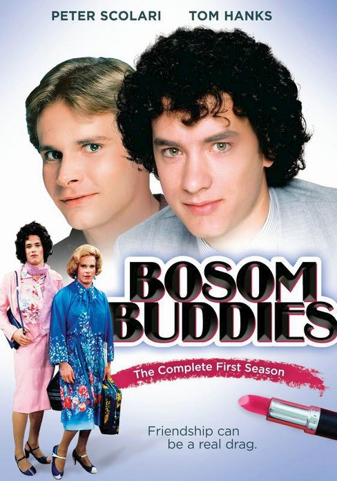 Bosom Buddies: The Complete First Season (3 Discs) (dvd_video) - image 1 of 1