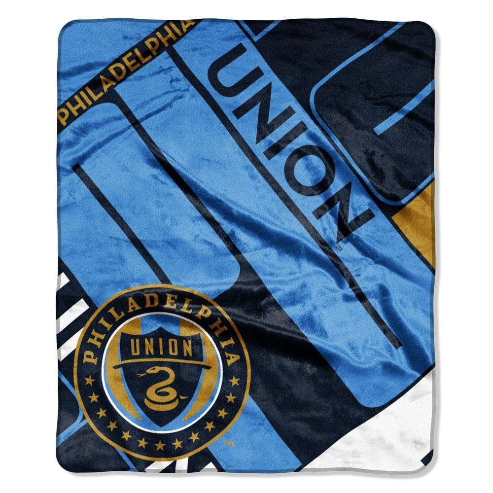 Mls Philadelphia Union Throw Blanket 50