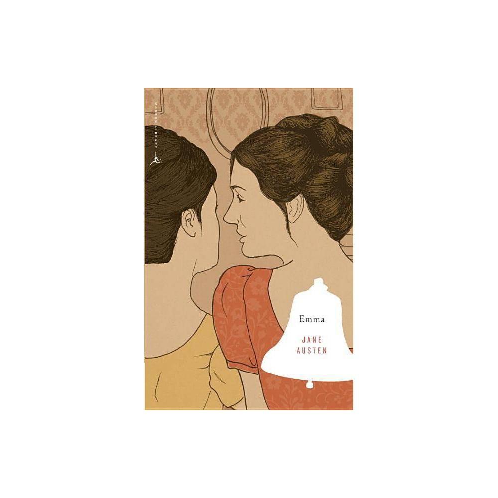 Emma Modern Library Classics By Jane Austen Paperback