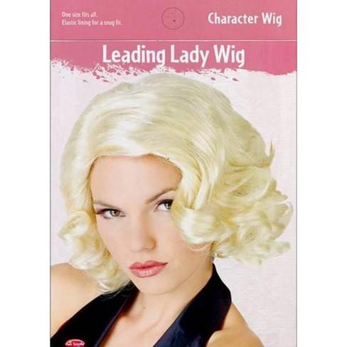 Fun World Leading Lady Costume Wig - image 1 of 1