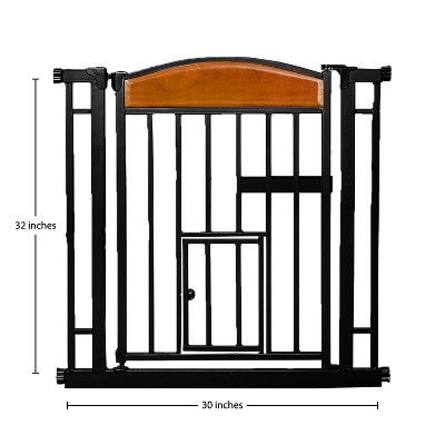 Indoor Pet Gate Target, Outdoor Pet Gate With Door